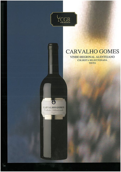 Carvalho Gomes Colheita Seleccionada tinto 2002