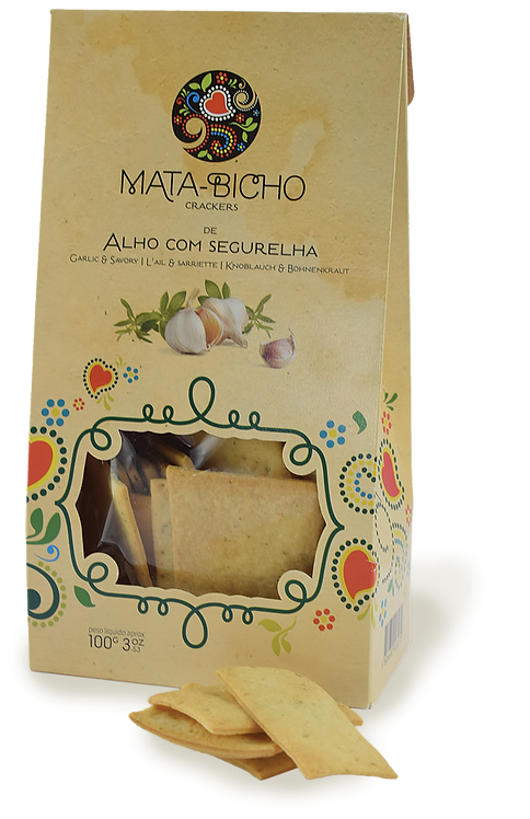 MATA BICHO Alho Segurelha
