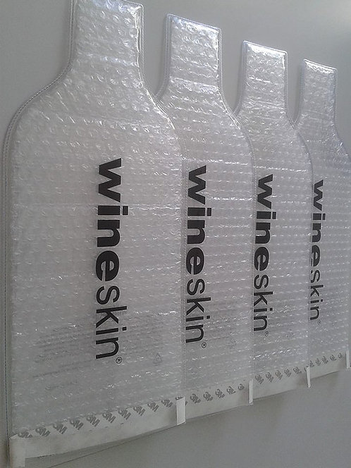 WINE SKIN transparente