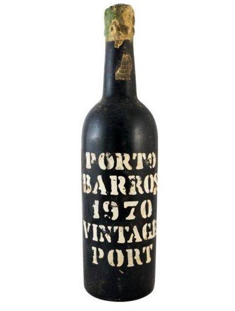 PORTO BARROS VINTAGE 1970