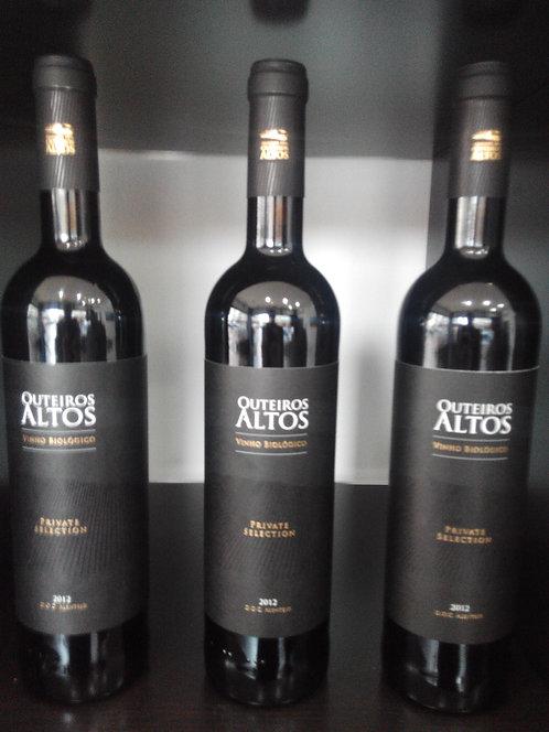 Outeiros Altos Private Selection Tinto 2012