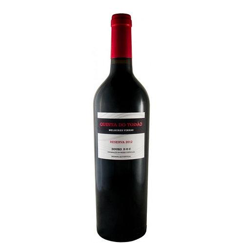 Quinta do Todão Melhores vinhas Reserva Tinto 2012