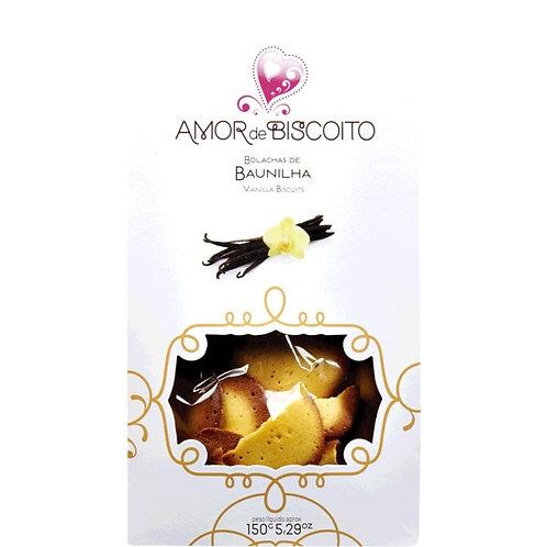 AMOR DE BISCOITO RECARGA BAUNILHA