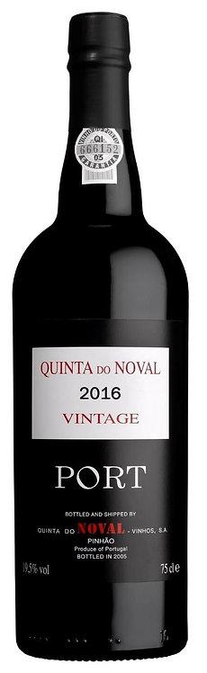 QUINTA DO NOVAL  VINTAGE PORTO 2016