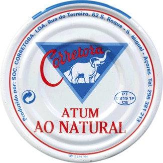 ATUM AO NATURAL