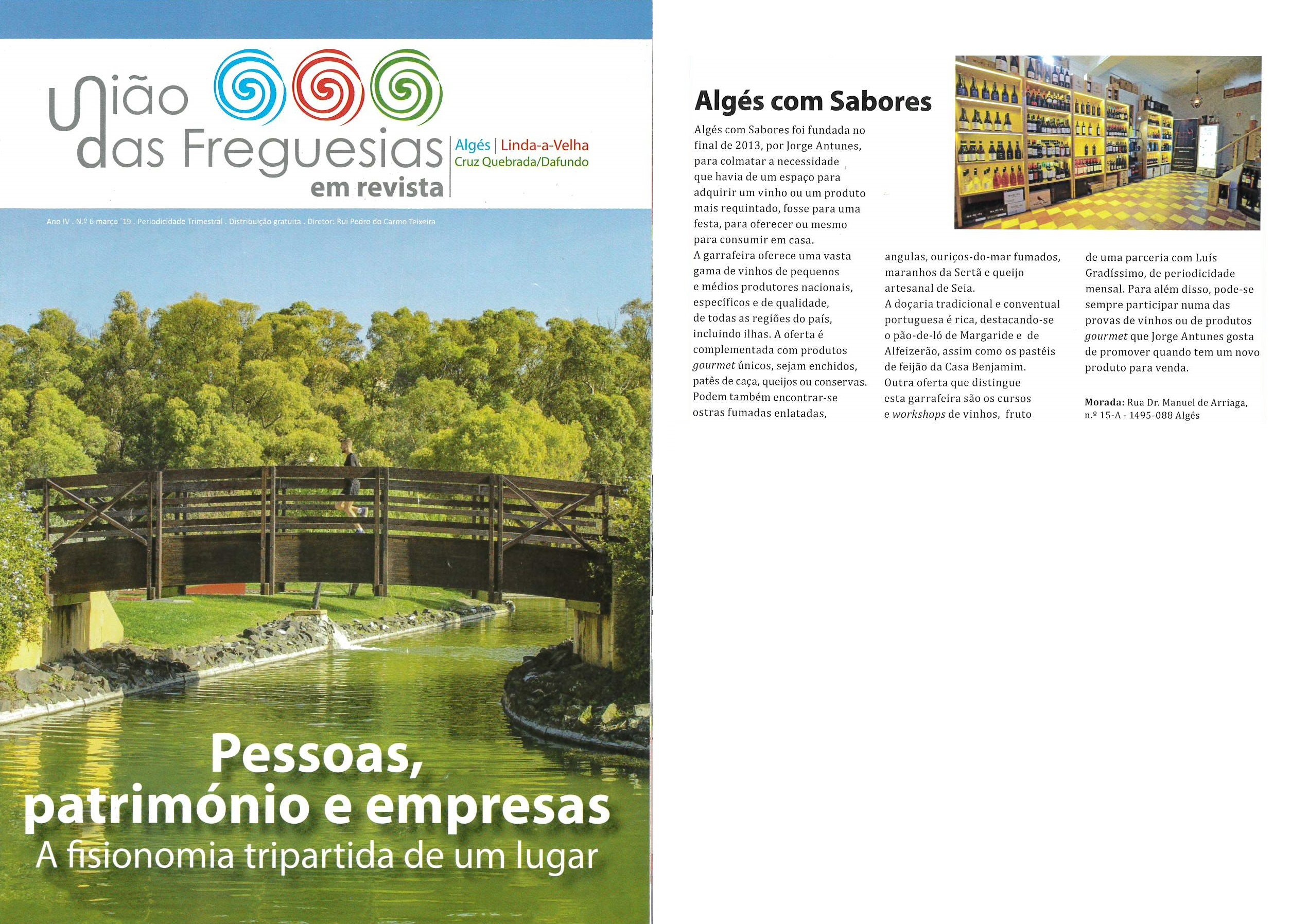 Revista União de Freguesias