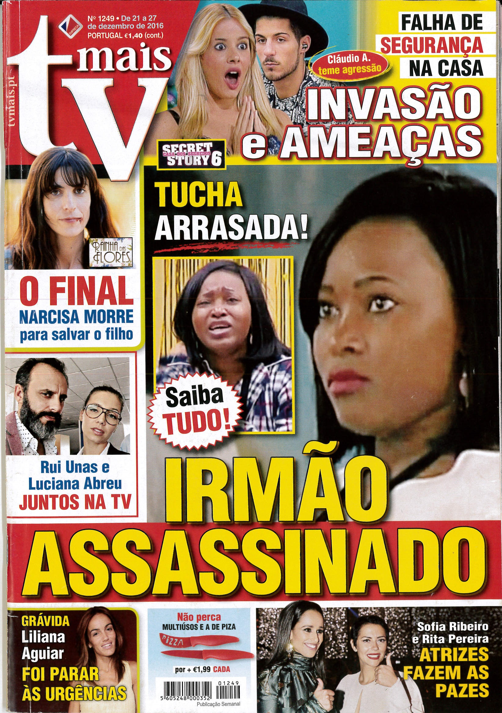 Revista TV Mais