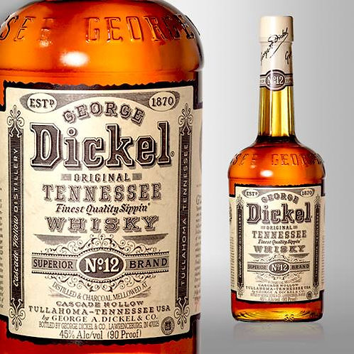 George Dickel 10 anos