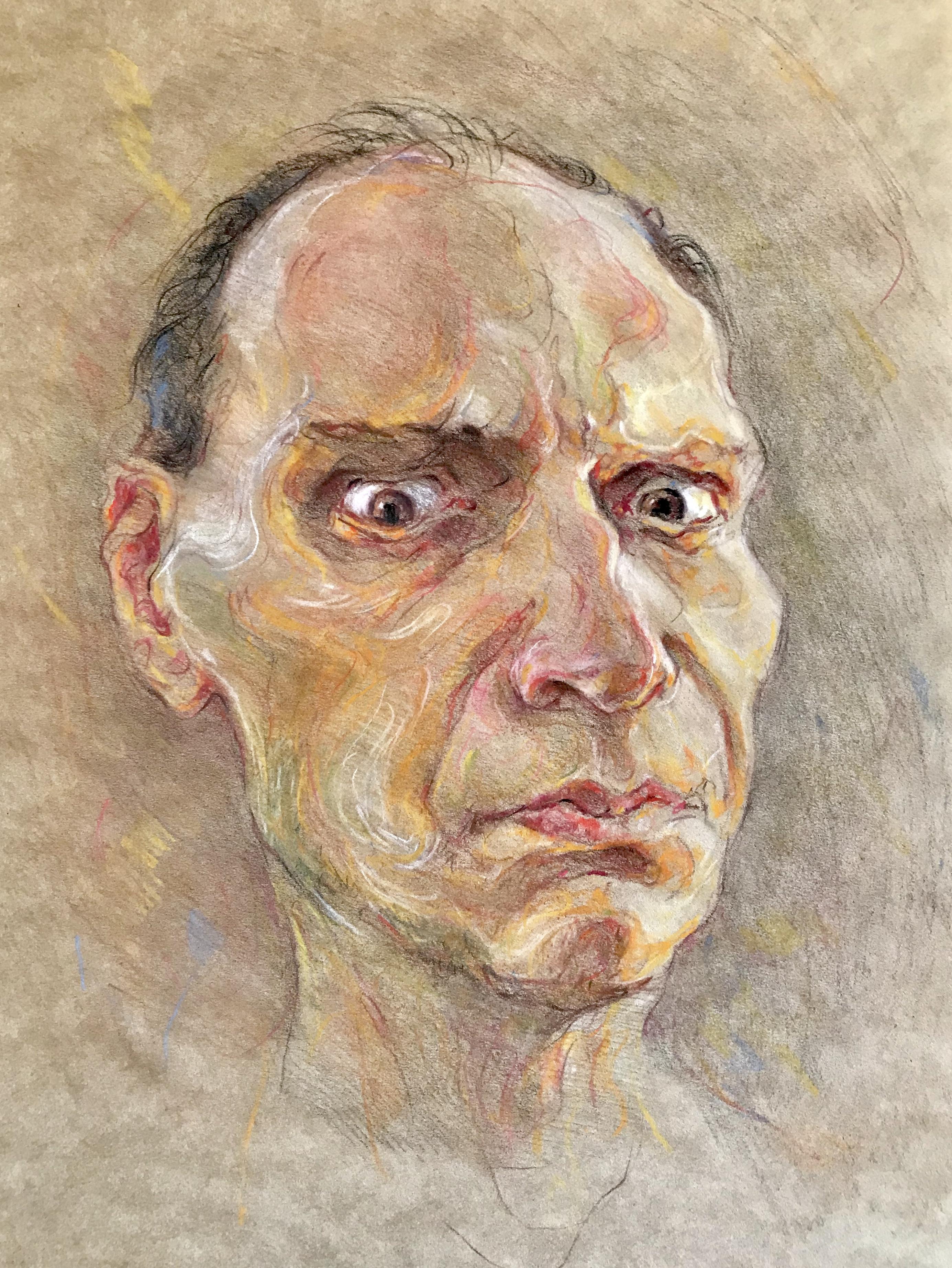 Портрет неизвестного