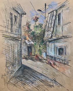 Gurzuf streets