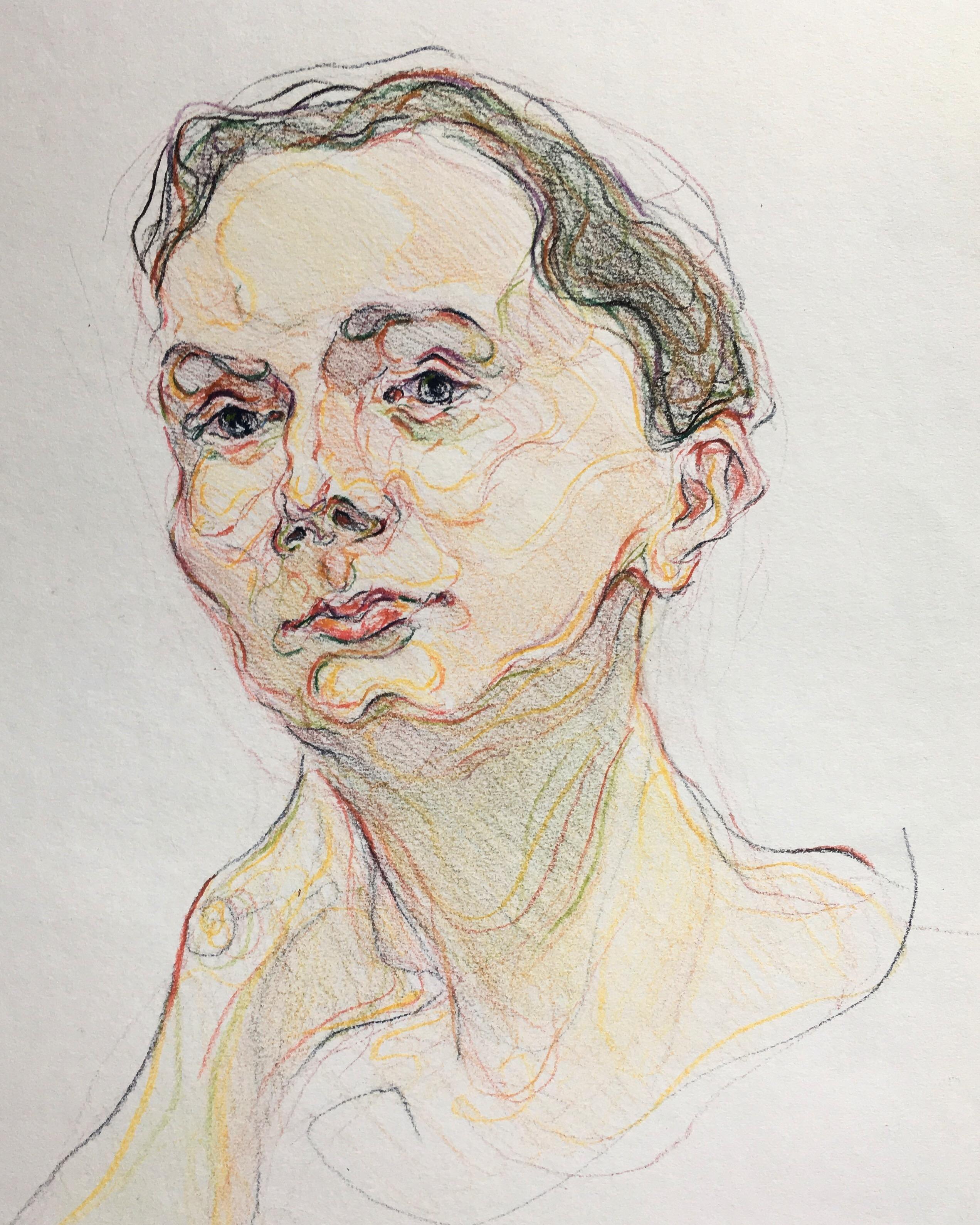 """""""Woman portrait"""""""