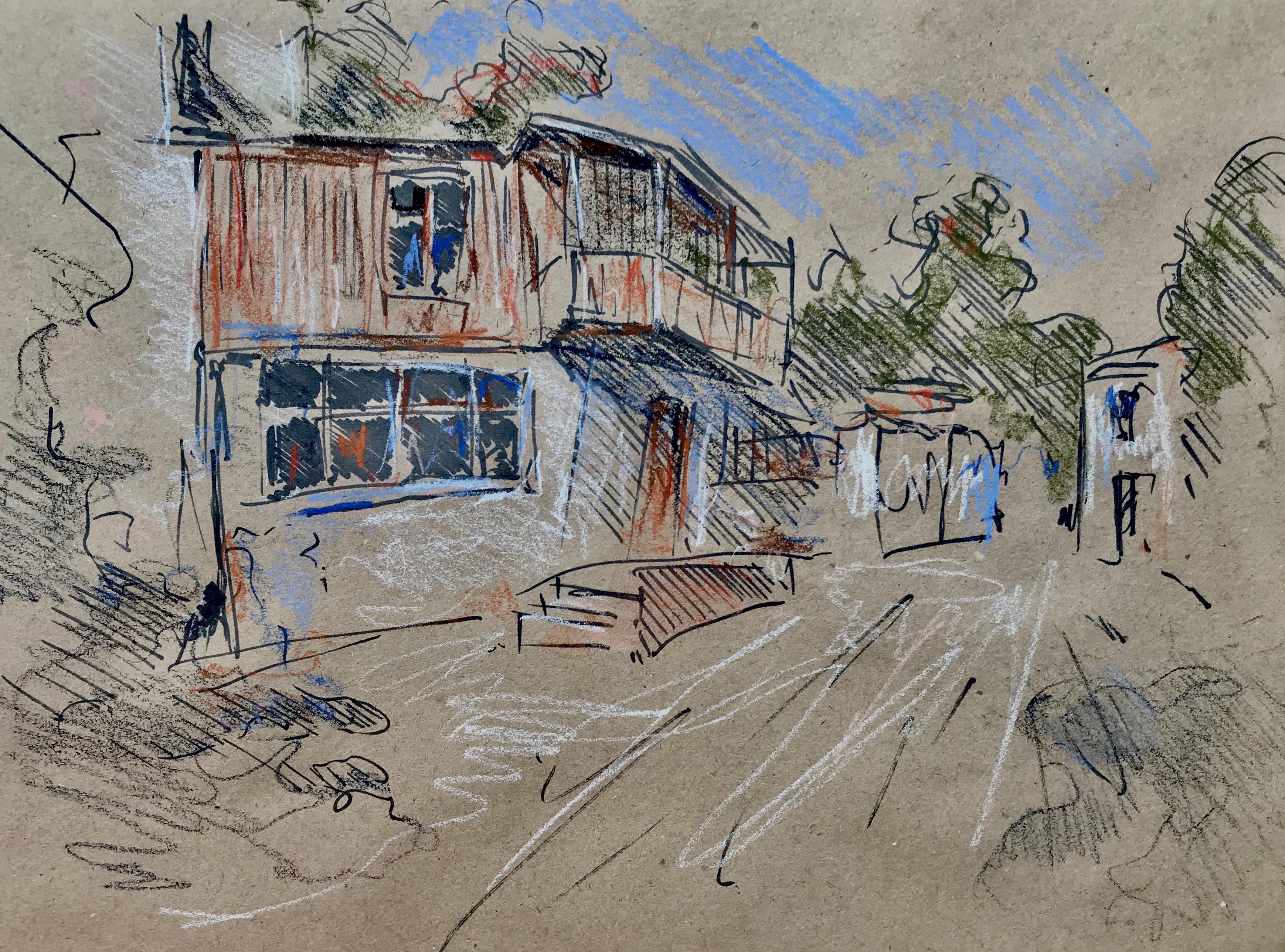 Улицы Гурзуфа