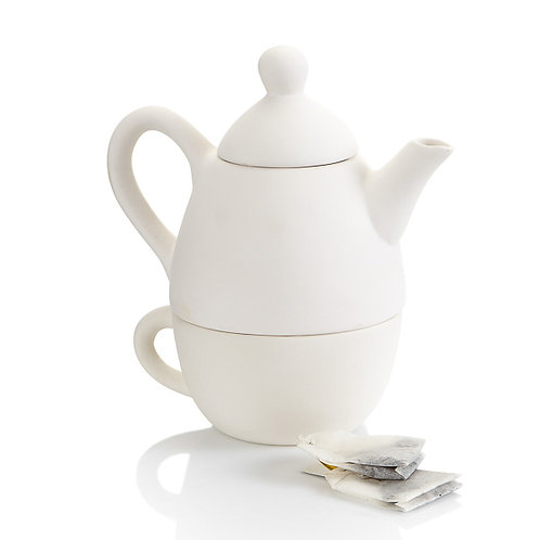 Tea For One Teapot 4