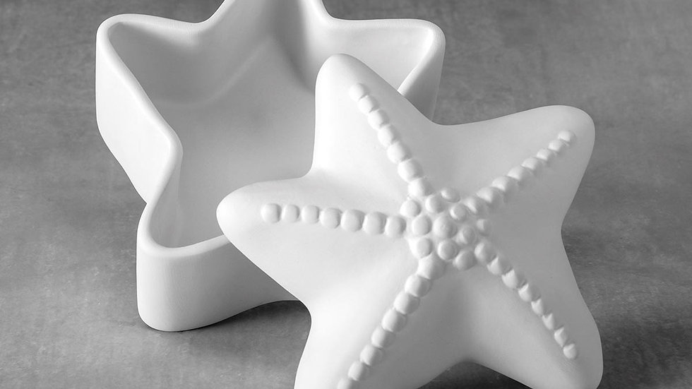 Starfish Jar