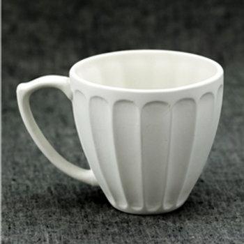 Large Fluted Mug