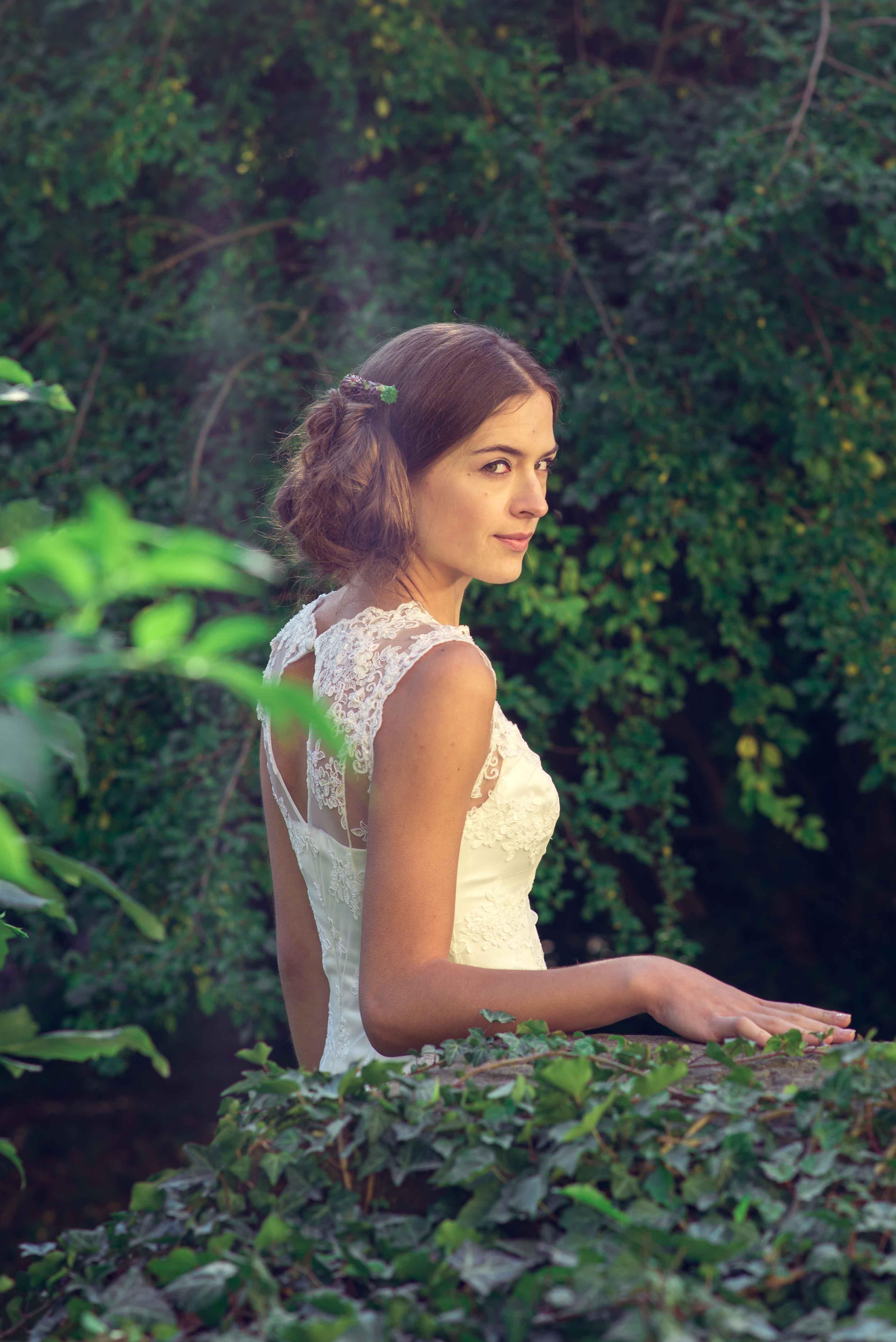 Wildheartz styled shoot - Brautmoden