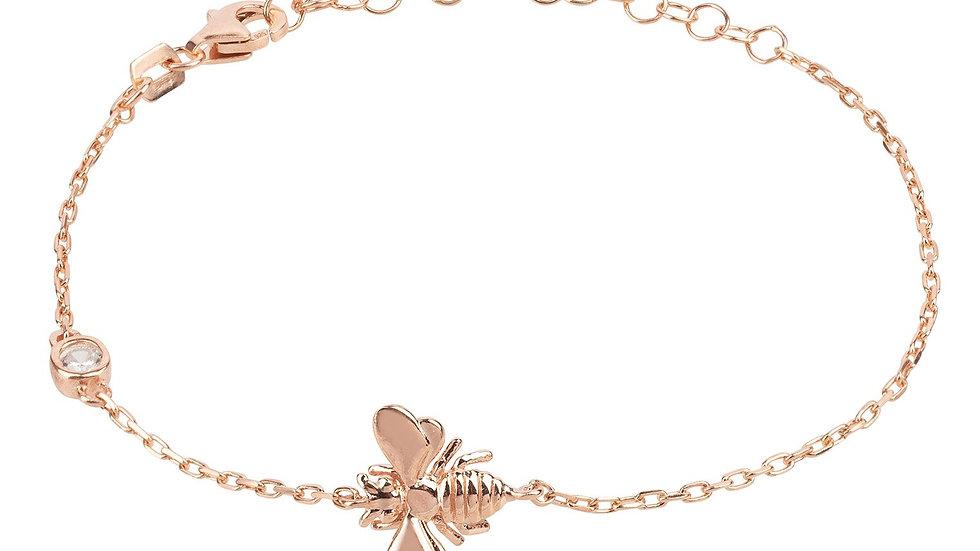 Queen Bee Bracelet Rosegold