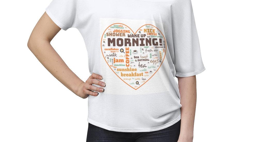 Women's 'Morning' Slouchy top