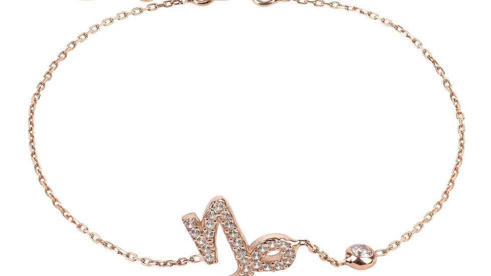 Zodiac Horoscope Star Sign Bracelet Capricorn