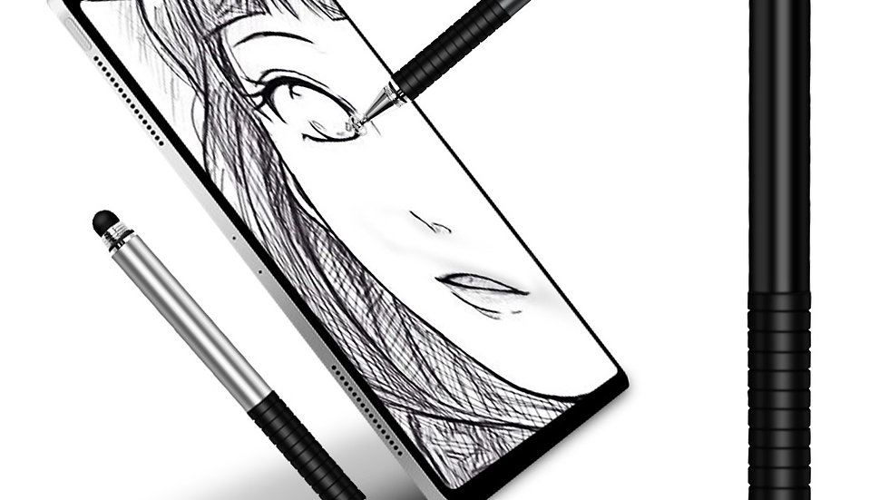 Universal 2 in 1 Stylus Drawing Tablet Pens