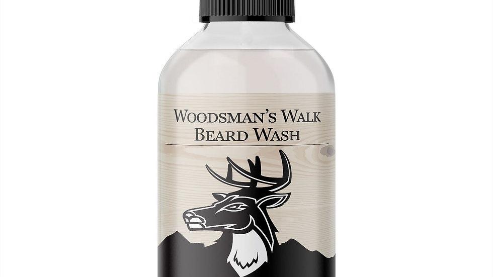 Woodsman's Walk Beard Wash