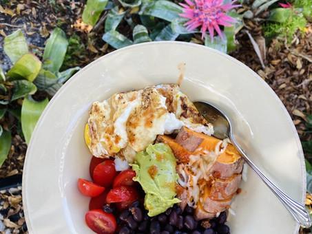 California Breakfast Bowl