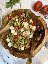 Cous Cous Summer Salad