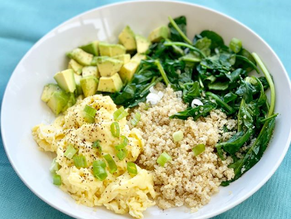 13 Satisfying & Healthy Breakfast Ideas