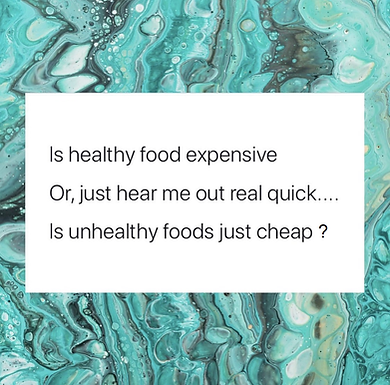 Tips for Saving Money when Eating Healthy