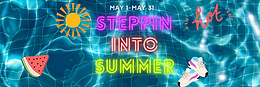 May Challenge: Steppin Into Summer