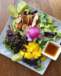 Cajun Mango Salad