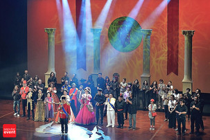 """Presiden Kita Tercinta"" Sukses Memecah Tawa Teater Jakarta"