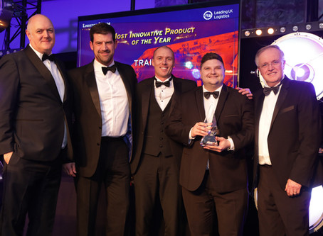 TRAILAR wins most Innovative Product of the Year Award