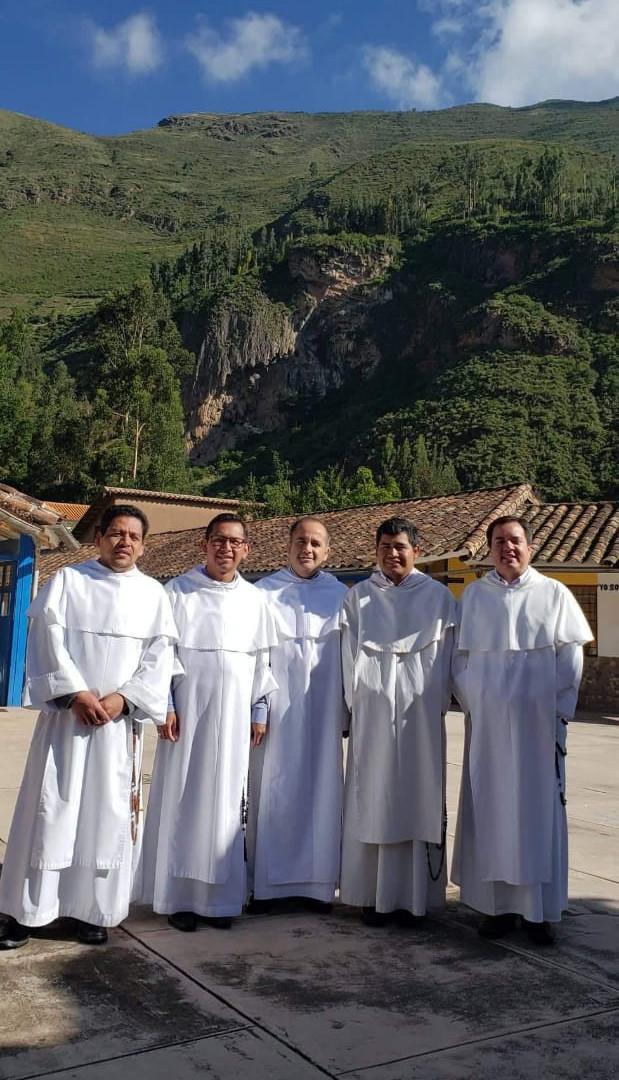 Ejercicios espirituales de nuestros novicios