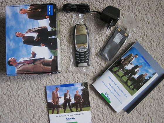 Nokia 6310i Jet Black