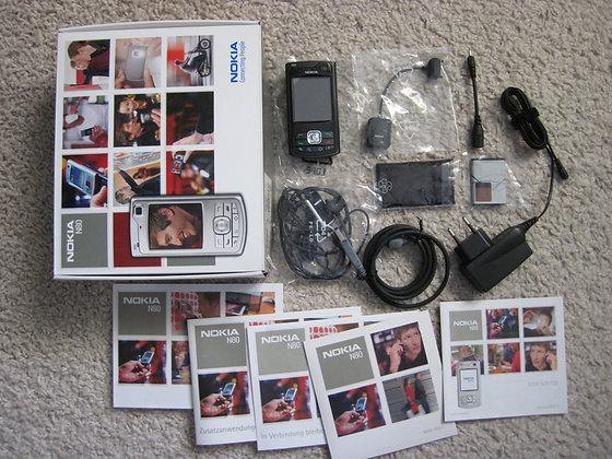 Nokia N80 SOLD