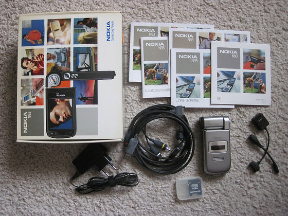 Nokia N93 SOLD