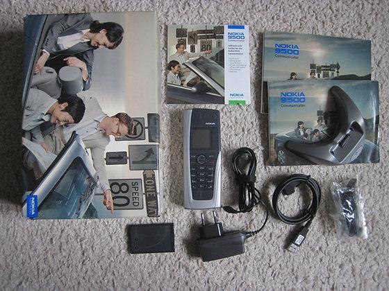 Nokia 9500 TOP Condition SOLD