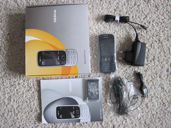 Nokia 6303 black