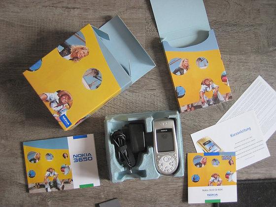 Nokia 3650 SOLD