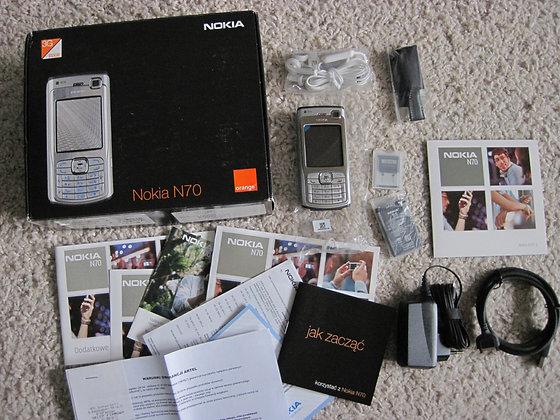 Nokia N70 SOLD