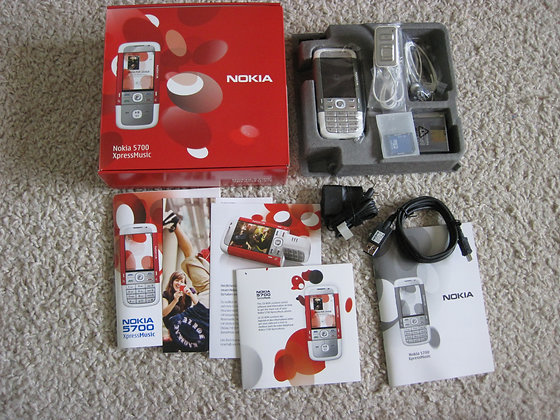 Nokia 5700 SOLD