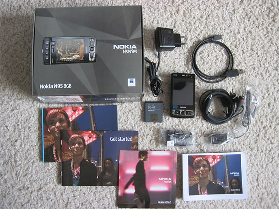 Nokia N95 8gb SOLD