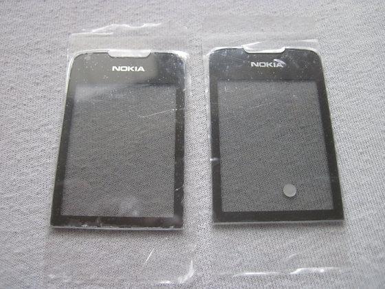 Nokia 8800 Carbon Arte front screen glass
