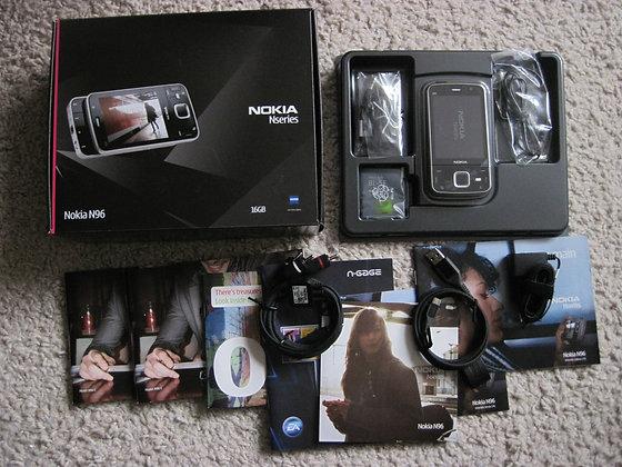 Nokia N96 SOLD