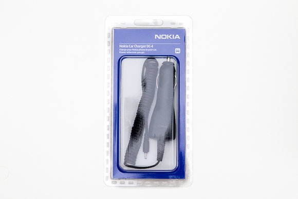 Nokia car charger DC-4