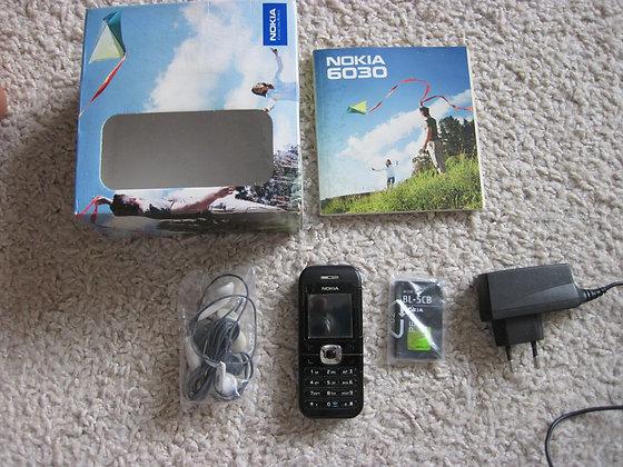 Nokia 6030 booked