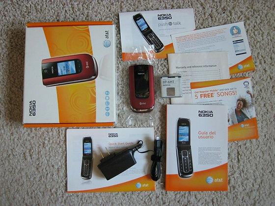 Nokia 6350 SOLD