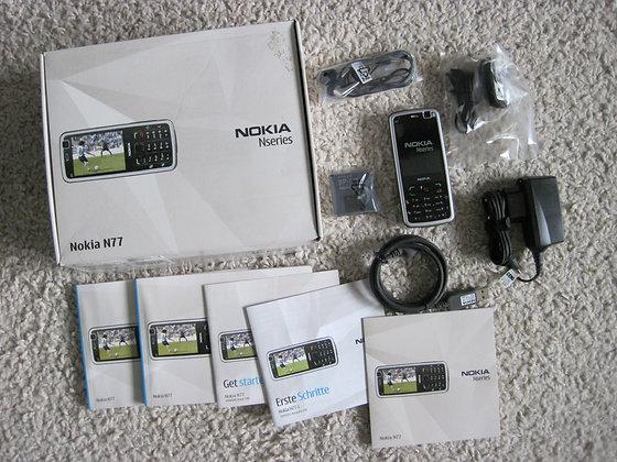 Nokia N77 SOLD