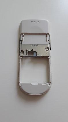 Nokia 8800 Sirocco silver back cover